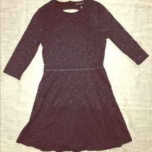 Victoria Secret Lace Long Sleeve Dress